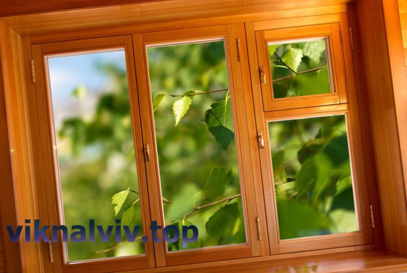 Вікна з дерева. Технологія виготовлення