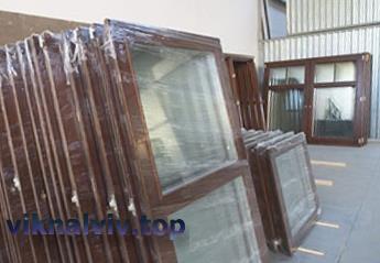 Правила транспортування, зберігання і монтажу дерев'яних віконних блоків
