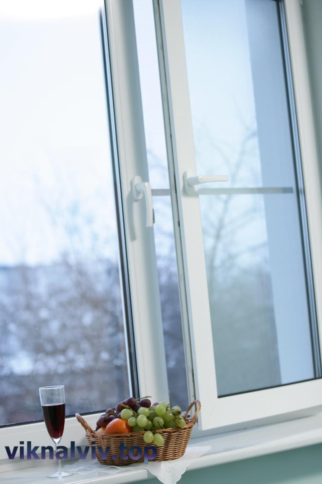 Металопластикові вікна у Львові