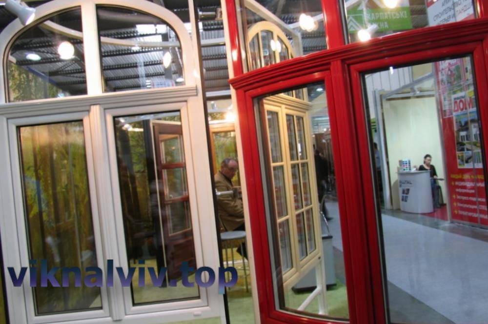 Ламінація металопластикових вікон